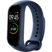 Smartband Monitor Cardíaco Xiaomi Mi Band 4 Versão Global - Azul Azul
