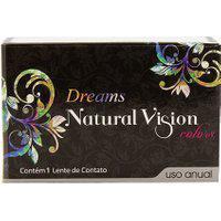 Natural Vision Dreams Anual - Com Grau - Lentes De Contato