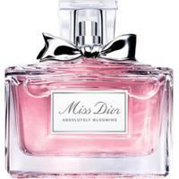 Perfume Miss Dior Absolutely Blooming Feminino Eau De Parfum 100Ml