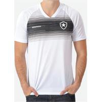 Camiseta Braziline Manga Curta Botafogo Legend Masculina - Masculino