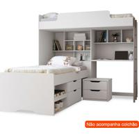 Beliche Multifuncional Office New Ii Branco