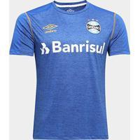 Camisa Do Grêmio 2019 Aquecimento Umbro Masculina - Masculino