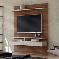 Painel Para Tv Até 65 Polegadas Smart Dakota E Gianduia 160 Cm