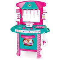 Barbie Chef Mini Cozinha - Cotiplás