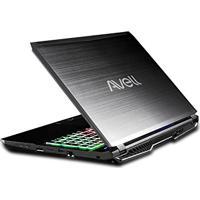 Notebook Profissional Avell Titanium W1546 Iron V4 Intel Core I7 16Gb (Geforce Gtx 1070) 1Tb 15.6 Fhd