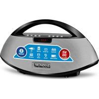Rádio Portátil Speaker Bluetooth® Sk-01 15W Rms Entrada Usb Auxiliar E Microsd Mondial Bivolt