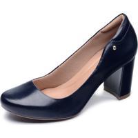 Sapato Neftali Comfort Clássico Marinho