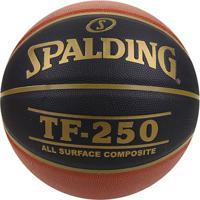 Bola De Basquete Nba Spalding Trf-250 Cbb Microfibra - Unissex