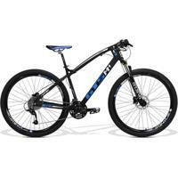 Bicicleta Gts M1 I-Vtec 29 27 X-Time Hidra E Garfo Tra - Unissex