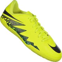 Chuteira Nike Jr Hypervenom Ii Indoor/Court