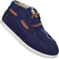 Tênis Perky Shoes Navy Blue