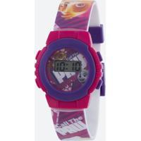 Relógio Infantil Paw Patrol Digital
