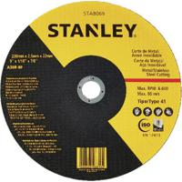 """Disco De Corte Fino Inox Stanley Sta8069 9"""", 230 Mm"""