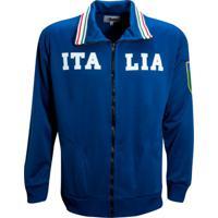 Agasalho Liga Retrô Itália 1982 - Masculino