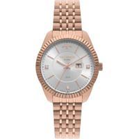 Relógio Technos Riviera Rosé Feminino - Feminino