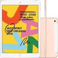 Tablet Apple Ipad 7ª Geração 10.2'' Wi-Fi 32Gb Mw6A2Lz Dourado