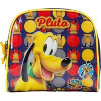 Lancheira Pluto - Masculino-Amarelo
