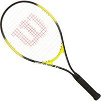 Raquete De Tênis Wilson Energy Xl - Adulto - Preto/Amarelo