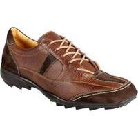 Sapato Casual Masculino Conforto Sandro Moscoloni Kirkland Marrom Coffee