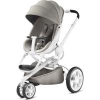 Carrinho De Bebê 3 Rodas Moodd Quinny Grey Gravel