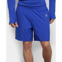 Short Adidas Own The Run Masculino - Masculino-Marinho