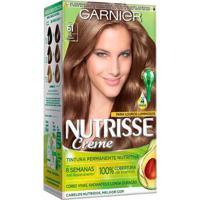 Coloração Nutrisse Garnier 61 Café Gelado Louro - Unissex-Incolor