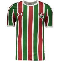 Camisa Under Armour Fluminense I 2017 Performance