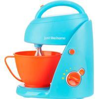 Batedeira De Brinquedo - Just Like Home - Azul - New Toys