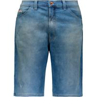 Bermuda Hd Ly Jeans Azul