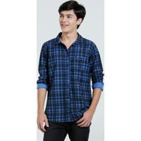 d091c65236a63 Camisa Social Masculina Juvenil - MuccaShop