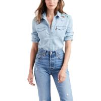 Camisa Jeans Levis Ultimate Western - Xs