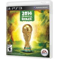 Jogo Playstation 3 - Copa Do Mundo Da Fifa Brasil 2014