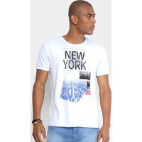 12b264782821e ... Camiseta Calvin Klein Estampa American Essentials Masculina - Masculino
