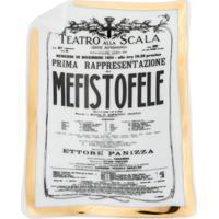 Fornasetti Prato Mefistofele - Estampado