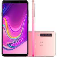 Usado Smartphone Samsung Galaxy A9 128Gb Desbloqueado Rosa (Excelente)