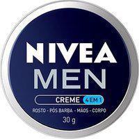 Creme Corporal Nivea Men 4 Em 1 75G