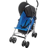 Carrinho De Bebê Tutti Baby 03300.31 Easy Azul Se