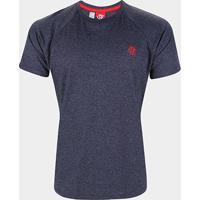 Camiseta Flamengo Boxster Masculina - Masculino-Mescla