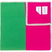 Calvin Klein 205W39Nyc Echarpe Color Block - Verde
