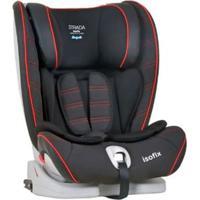 Cadeira Para Auto - De 9 A 36 Kg - Strada Isofix - Black Red Line - Burigotto