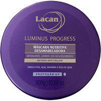 Lacan Luminus Progress Máscara Nutritiva Desamareladora 90G