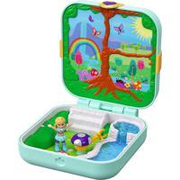 Polly Pocket Esconderijos Floresta Flutteriffic - Mattel - Kanui