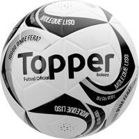 91166f2e68 ... Bola Futsal Topper Boleiro - Unissex