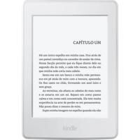 "E-Reader Amazon Kindle Paperwhite Branco Tela De 6"" Wi-Fi E 4Gb De Me"