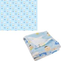 Manta Soft Para Bebê Fofinha - Príncipe Azul - Unik Toys