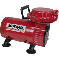 Compressor De Diafragma 1/3Hp 4 Polos Ar Direto Jetmais Motomil