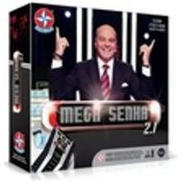 Jogo De Tabuleiro Mega Senha 2.1 Original Estrela