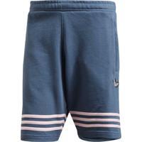 Short Adidas Outline Originals Azul