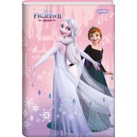 Agenda Permanente Jandaia Costurada Frozen 192 Folhas Capas Diversas - Item Sortido