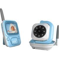 Babá Eletrônica Digital Sem Fio Azul Siga-Me Baby 1